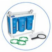 Agua azul marino Filter